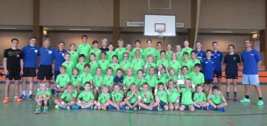 HSG Handballcamp 2016 – 4 Tage FUN!!!