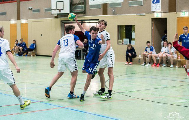 Männliche A-Jgd gewinnt letztes Spiel in 2016
